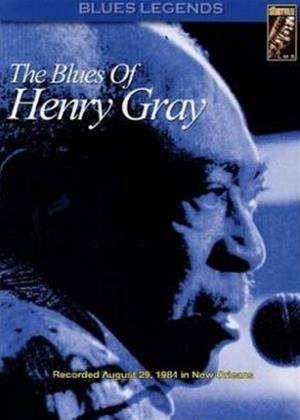 Rent The Blues of Henry Gray Online DVD Rental