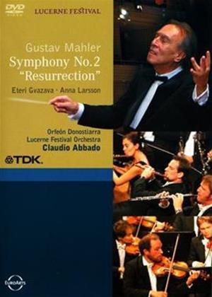 Rent Mahler: Symphony No. 2 in C Minor Online DVD Rental