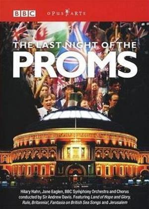 Rent Last Night of the Proms 2000 Online DVD Rental