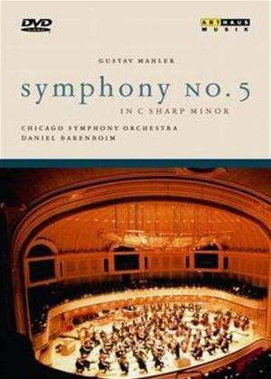Rent Mahler: Symphony No. 5 Online DVD Rental