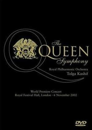 Rent The Queen Symphony Online DVD Rental