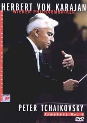 Rent Tchaikovsky: Symphony No. 4: Herbert Von Karajan Online DVD Rental