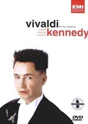 Rent Vivaldi: The Four Seasons: Nigel Kennedy and The English Chamb Online DVD Rental