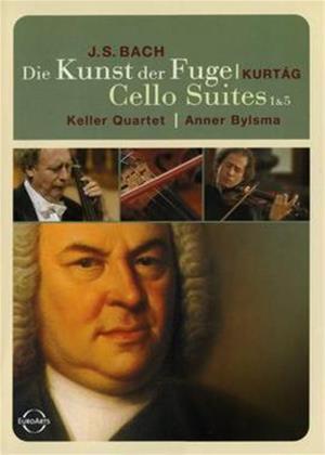 Rent Bach: The Art of Fugue Online DVD Rental