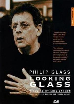 Rent Philip Glass: Looking Glass Online DVD Rental