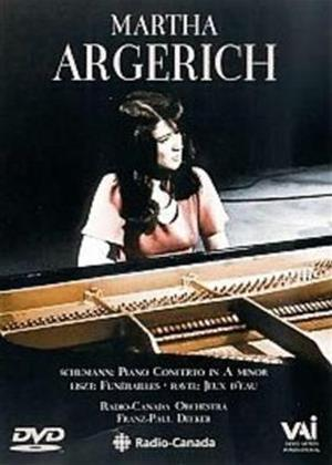 Rent Martha Argerich Online DVD Rental