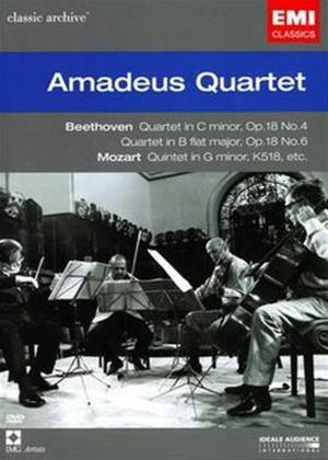 Rent Amadeus String Quartet Online DVD Rental