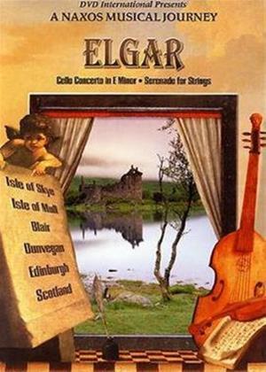 Rent Elgar: Cello Concerto in E Minor / Serenade for Strings Online DVD Rental