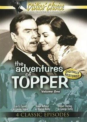 Rent The Adventures of Topper: Vol.1 Online DVD Rental