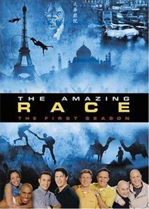 Rent Amazing Race: Series 1 Online DVD Rental