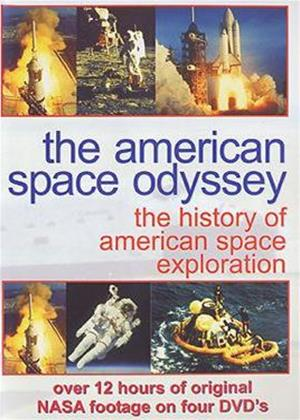 Rent The American Space Odyssey Online DVD Rental