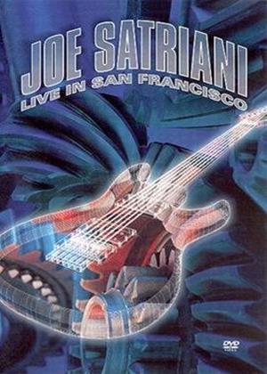 Rent Joe Satriani: Live in San Francisco Online DVD Rental
