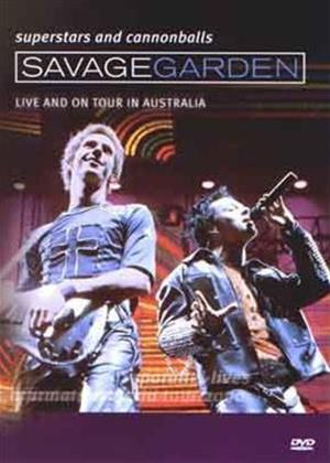 Rent Savage Garden: Superstars and Cannonballs: Live on Tour in Australia Online DVD Rental