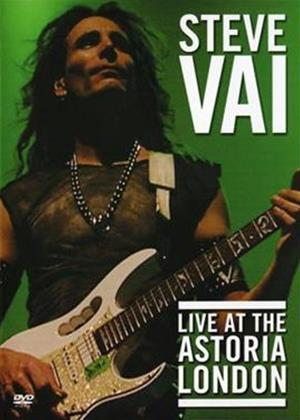 Rent Steve Vai: Live at the Astoria London Online DVD Rental