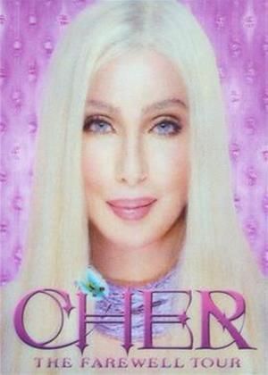 Rent Cher: The Farewell Tour Online DVD Rental
