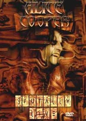 Rent Alice Cooper: Brutally Live Online DVD Rental