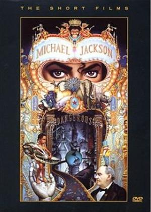 Rent Michael Jackson: Dangerous: The Short Films Online DVD Rental