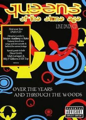 Rent Queens of the Stone Age: Over the Years and Through the Woods Online DVD Rental