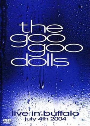 Rent Goo Goo Dolls: Live in Buffalo: July 4th 2004 Online DVD Rental