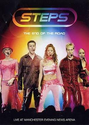 Rent Steps: The End of The Road Online DVD Rental