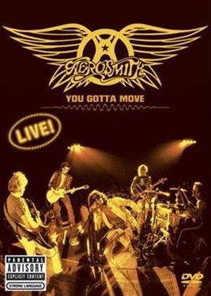 Rent Aerosmith: You Gotta Move Online DVD Rental