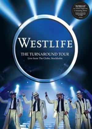 Rent Westlife: The Turnaround Tour: Live from The Globe Stockholm Online DVD Rental