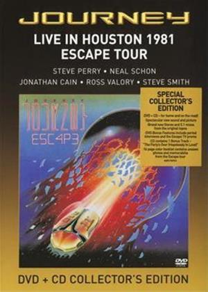 Rent Journey: Live in Houston Online DVD Rental