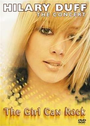 Rent Hilary Duff: The Concert: Girl Can Rock Online DVD Rental