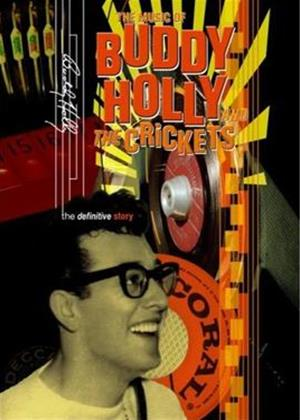 Rent Buddy Holly: The Music of Buddy Holly and The Crickets Online DVD Rental