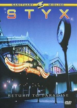 Rent Styx: Return to Paradise Online DVD Rental