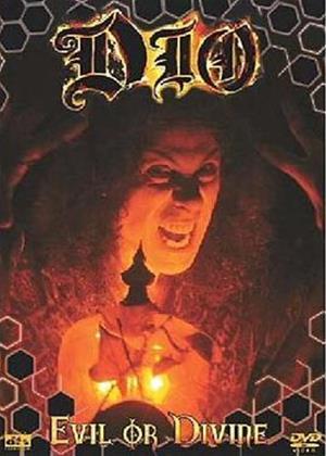 Rent Dio: Evil or Divine Online DVD Rental