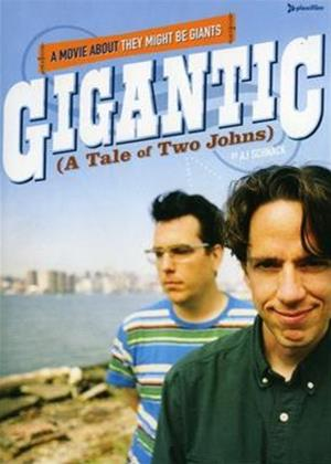 Rent They Might Be Giants: Gigantic Online DVD Rental