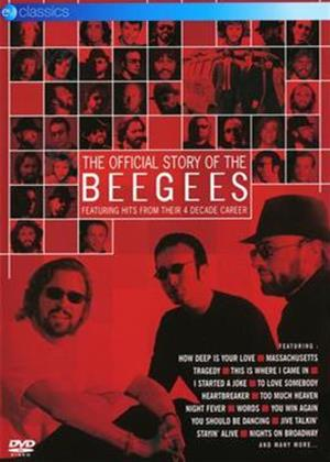 Rent The Bee Gees: The Official Story of The Bee Gees Online DVD Rental