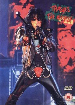 Rent Alice Cooper: Trashes the World Online DVD Rental