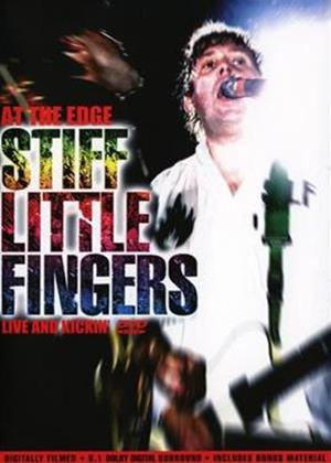Rent Stiff Little Fingers: At the Edge Online DVD Rental