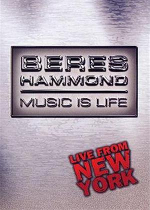Rent Beres Hammond: Live from New York Online DVD Rental