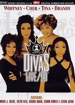 Rent Divas: VH1: Live Online DVD Rental