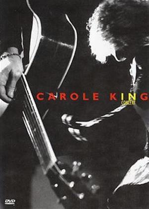 Rent Carole King: In Concert Online DVD Rental