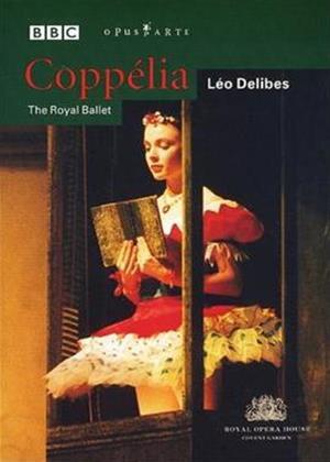 Rent Delibes: Coppelia: Royal Opera House Online DVD Rental