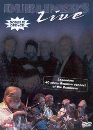 Rent Dubliners: Live Online DVD Rental