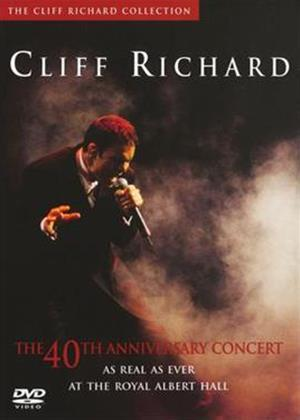 Rent Cliff Richard: The 40th Anniversary Concert Online DVD Rental