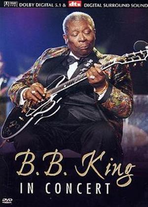 Rent B.B. King: In Concert Online DVD Rental