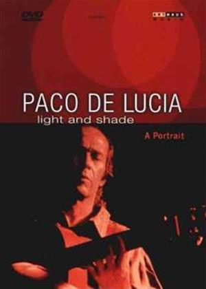 Rent Paco De Lucia: Light and Shade Online DVD Rental