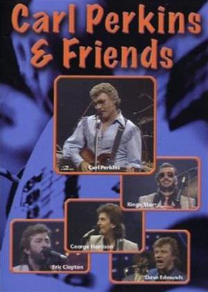 Rent Carl Perkins and Friends Online DVD Rental