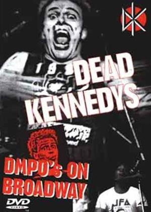 Rent Dead Kennedys: DMPO's on Broadway Online DVD Rental