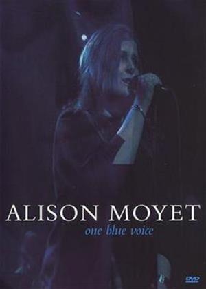 Rent Alison Moyet: One Blue Voice Online DVD Rental