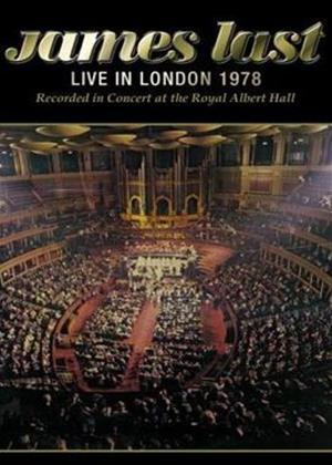 Rent James Last: Live in London Online DVD Rental