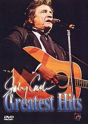 Rent Johnny Cash: Greatest Hits Online DVD Rental