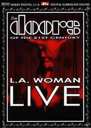 Rent The Doors of the 21st Century: L.A. Woman Live Online DVD Rental