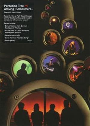 Rent Porcupine Tree: Arriving Somewhere Online DVD Rental